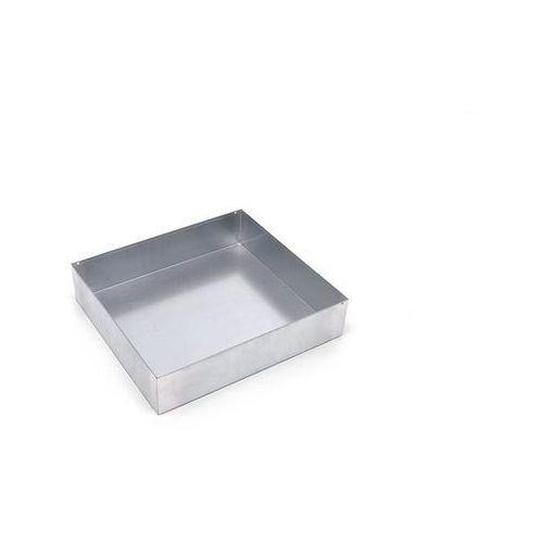 Półka wannowa, do szer. x głęb. 500x500 mm, ocynkowanie. marki Mba-system sp. z.o.o.