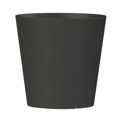 Tierra verde Donica ogrodowa 30 cm gumowa czarna octavia (5903104906757)