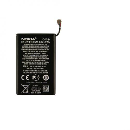 Nokia Lumia 800 / BV-5JW 1450mAh 5,5Wh Li-Polymer 3.8V (oryginalny), BV-5JW