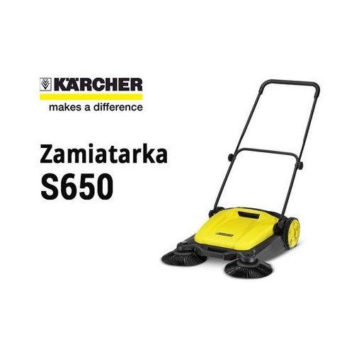 Zamiatarka KARCHER S 650 1.766-300.0 (4039784157637)