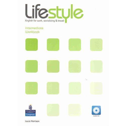 Lifestyle Intermediate WB CD GRATIS LONGMAN - Vicki Hollett, Norman Whitby, Iwona Dubicka (opr. miękka)