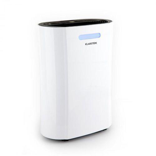 Klarstein AeroDry 10 osuszacz powietrza 265W 10l/d 135m³/h 25m² DrySelect 37 dB biały (4060656111075)