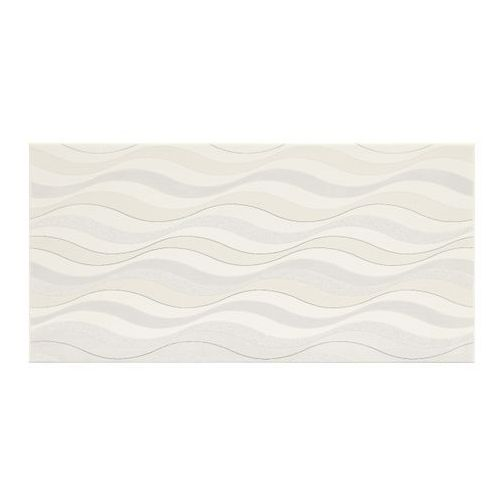 Dekor Zuri Cersanit 29,7 x 60 cm biały, TDZZ1213971102