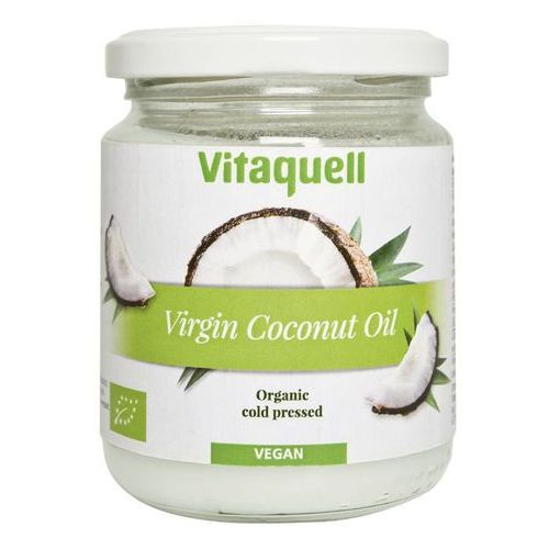 Olej kokosowy virgin bio 200g marki Vitaquell