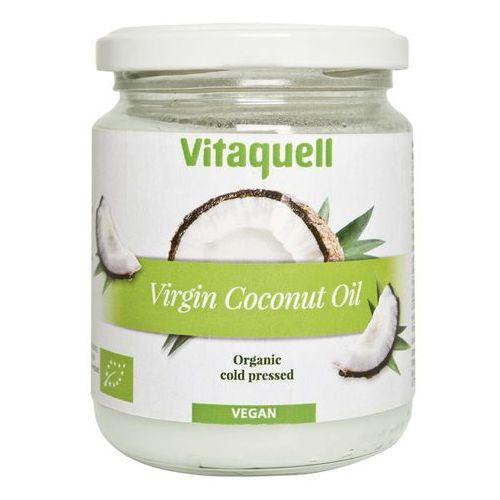Olej kokosowy Virgin BIO 200g Vitaquell, 4003247101840