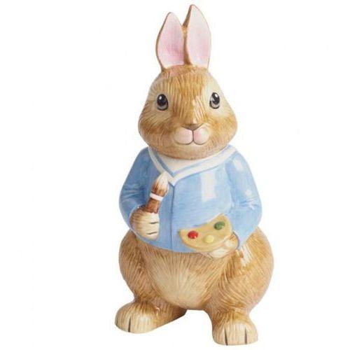 """Villeroy & boch - bunny tales duża figurka porcelanowa """"króliczek max"""""""