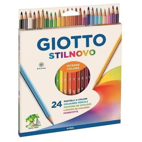 Giotto Kredki stilnovo intense 24 kolory (8000825256608)