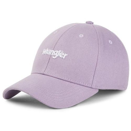 Czapka z daszkiem - ladies cap w0m48u5ge heirloom lilac marki Wrangler