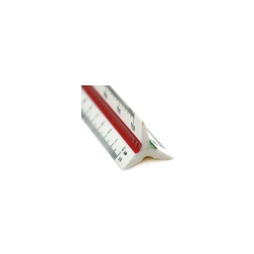 Leniar skalówka 30cm student 1:2,5/5/10/20/50/100 (5903057200100)