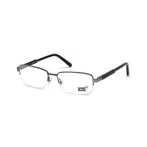 Okulary korekcyjne mb0635 014 marki Mont blanc