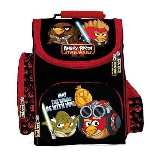 Tornister szkolny Angry Birds Star Wars - St. Majewski DARMOWA DOSTAWA KIOSK RUCHU (5903235290770)