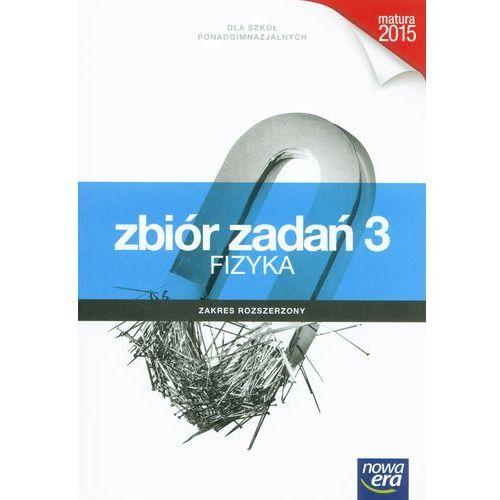 Fizyka LO 3 Zrozumieć fizykę Zbiór ZR NE, oprawa broszurowa