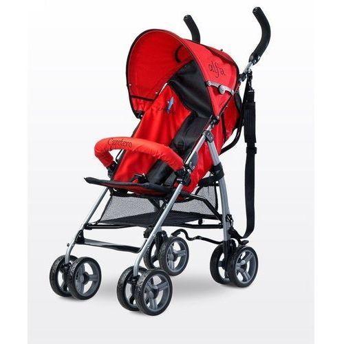 Wózek spacerowy Caretero Alfa Red