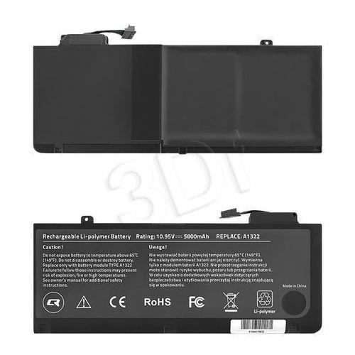 Bateria Qoltec do laptopa Long Life - (52551.A1322) Szybka dostawa! Darmowy odbiór w 20 miastach!