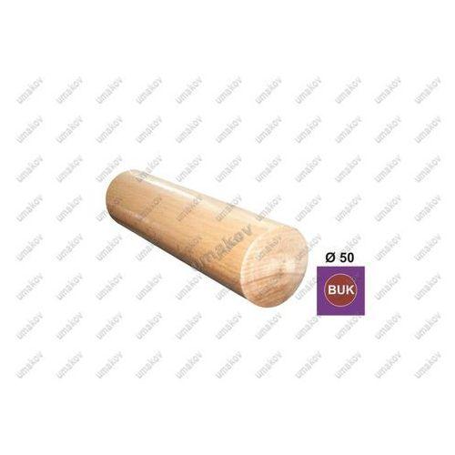 Umakov Buk-poręcz nielakierowana buk (beech), d50/l2000mm