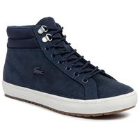 Sneakersy - straightset insulac 3191 cma 738cma0011j18 nvy/off wht, Lacoste, 40-46