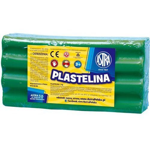 Astra Plastelina 1kg , zielona 303111015
