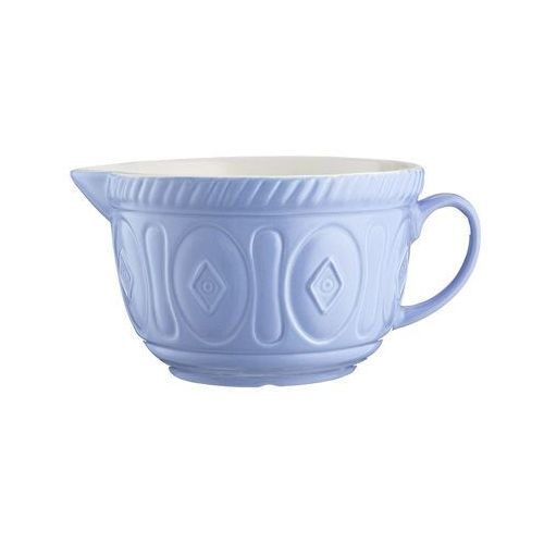 Mason cash Dzbanek do ciasta naleśnikowego 2l colour mix mixing bowls liliowy