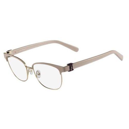 Salvatore ferragamo Okulary korekcyjne  sf 2147 264