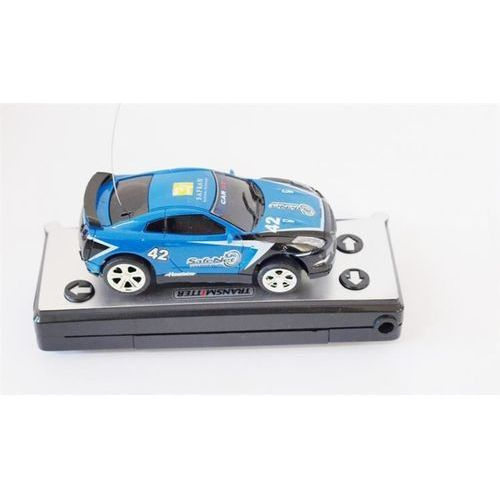 Wl Mini car rc 1:58- niebieski