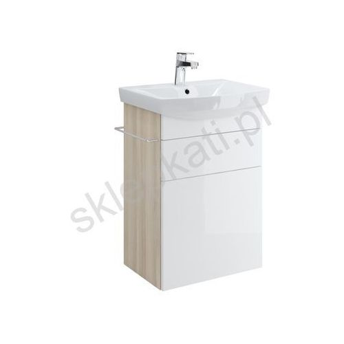 Cersanit smart szafka podumywalkowa 50, front biały s568-008