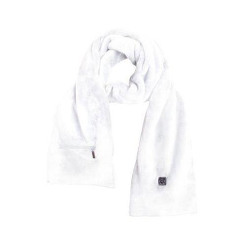 Glovii Ogrzewany szalik ga1w biały (5908246725112)