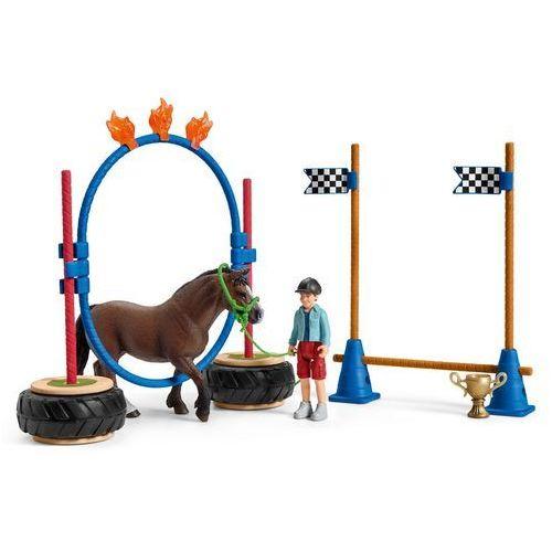 Zestaw figurek Wyścig zręcznościowy dla kucyków (4055744029882)