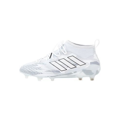 adidas Performance ACE 17.1 PRIMEKNIT FG Korki Lanki clear grey/white/core black