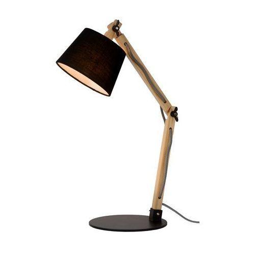 Lucide 03600/01/30 lampa biurkowa olly black
