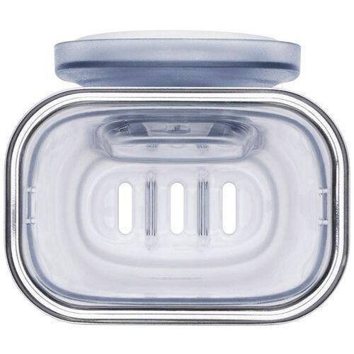 Pojemnik z przyssawką na akcesoria łazienkowe oxo good grips (13266400mlnyk) (0719812688220)