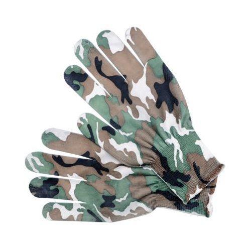 Rękawice ogrodowe FLO 74115 Wielokolorowy (rozmiar 8) (5906083741159)