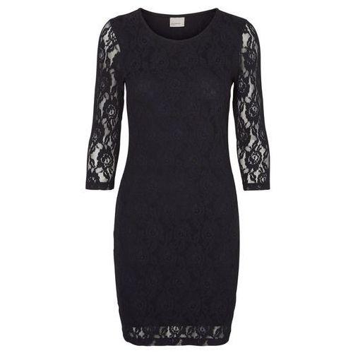Vero Moda Sukienka koktajlowa black