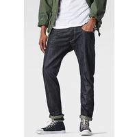 G-Star Raw - Jeansy 3301 Tapered, jeansy