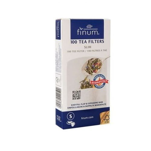 Finum filtry do herbaty S 100 szt. (4004060420590)
