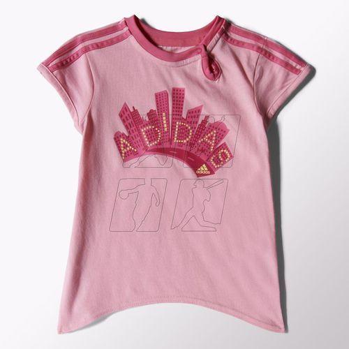 Komplet adidas Girls Summer Set Kids S21458 - sprawdź w wybranym sklepie
