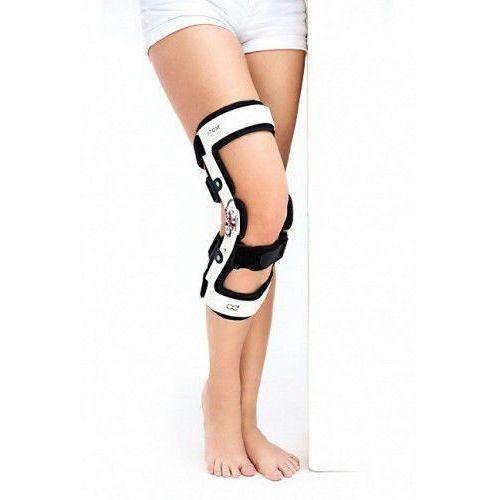 Orteza kolana z regulacją ruchomości co 15 stopni ATOM/1R