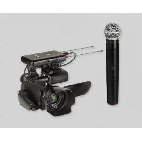 Shure FP25/SM58 FP Wireless mikrofon bezprzewodowy do kamer, doręczny SM58
