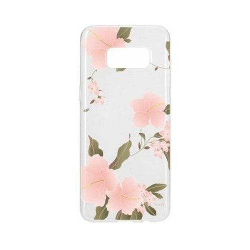 Etui FLAVR iPlate Hibiscus do Samsung Galaxy S8 Wielokolorowy (28692) (4029948060132)