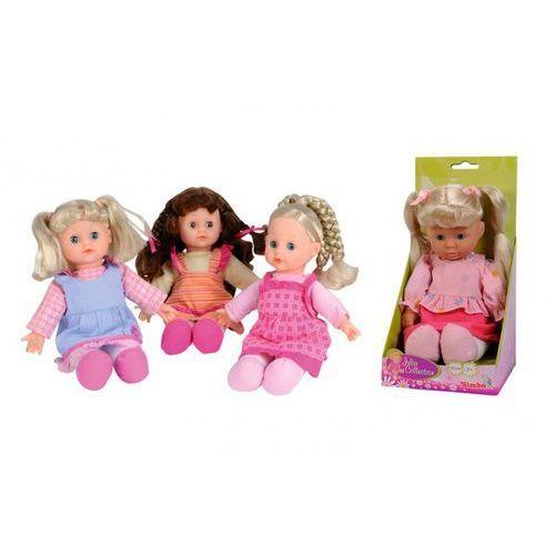 Lalka Julia 30 cm, różne rodzaje z kategorii lalki