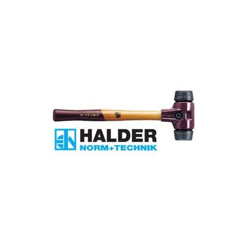 HALDER Młotek z miękkim bijakiem 60mm Simplex EH 3002.060, 3002.060
