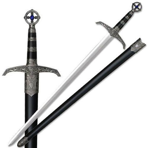 Usa Ozdobny miecz robina z locksley z pochwą