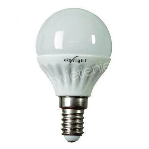 Żarówka LED E14 4W barwa zimna, kup u jednego z partnerów