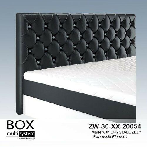 Zagłówek z-30 - multisystem box, wymiar - 90x200, wersja - zw-gr.3 - salon firmowy  od producenta M&k foam koło