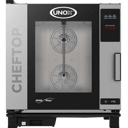Piec konwekcyjno-parowy elektryczny cheftop 7 gn 1/1 one marki Unox
