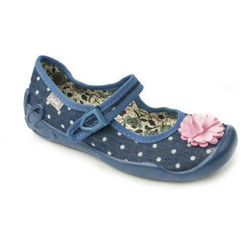 Befado Baleriny buty dziewczęce oddychająca podeszwa