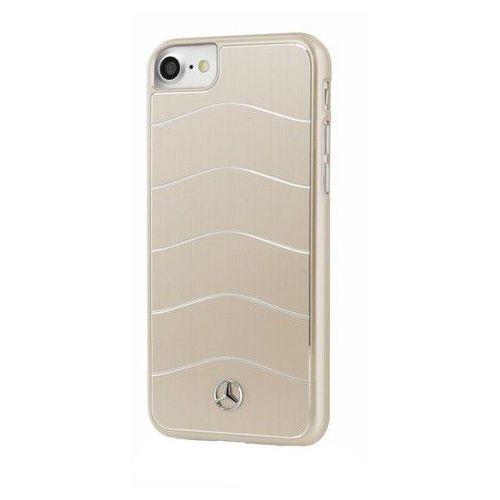 Mercedes Etui hard do iPhone 7 złote (MEHCP7CUSALGO) Darmowy odbiór w 20 miastach!