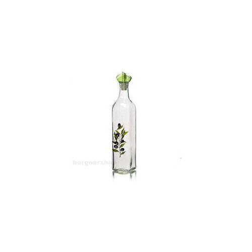 Tadar Butelka szklana na oliwę z dozownikiem 0.5l