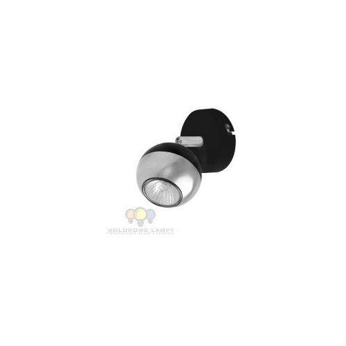 kinkiet bianca czarny 1xgu10 50w 2502104 marki Spot light