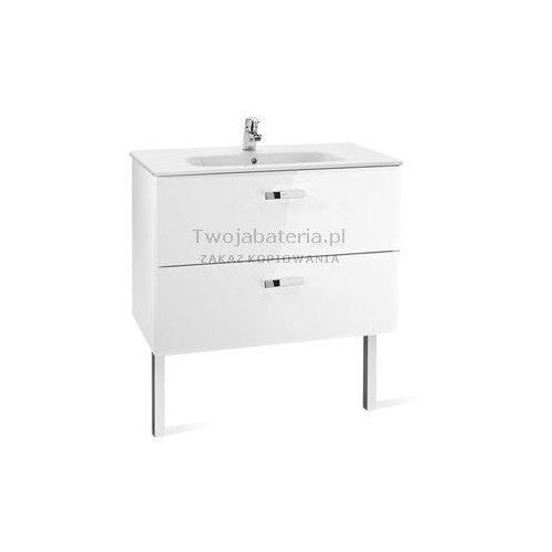 Roca Victoria Basic zestaw łazienkowy Unik 100 cm z szufladami A855851806