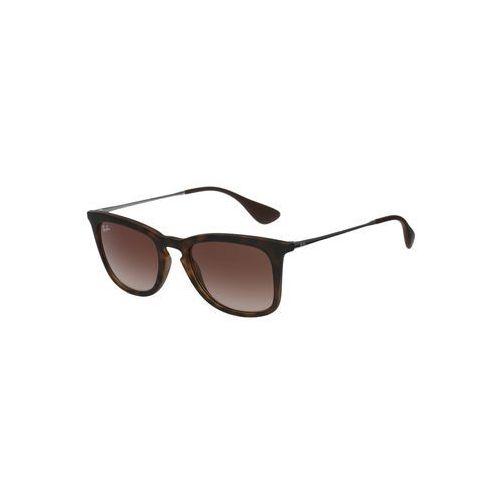 RayBan Okulary przeciwsłoneczne dark brown, kolor brązowy